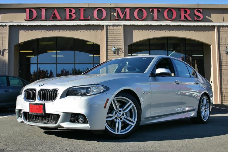 2016 BMW 5-Series 535i, M-Sport, Premium, Navigation, Technology, Convenience, Driver Assist, loaded, MINT!