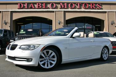 2013 BMW 3-Series 328i Hardtop Convertible, Premium package, 3.0L 6 cylinder, automatic, heated leather seats, navigation, super clean!