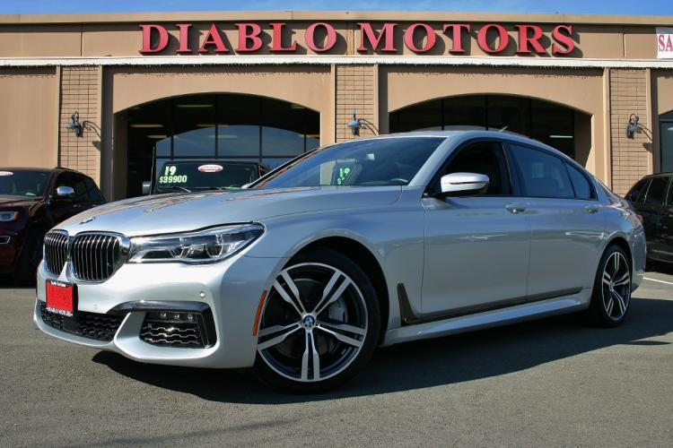 2017 BMW 7-Series 750i M-Sport, Executive, Driver Assist Plus, Surround Camera, Navigation, much more, only 11K miles!